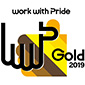 work with Pride Gold 2019